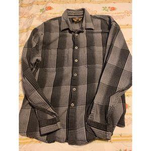 🔥Harley Davidson Flannel Style Button Down🔥